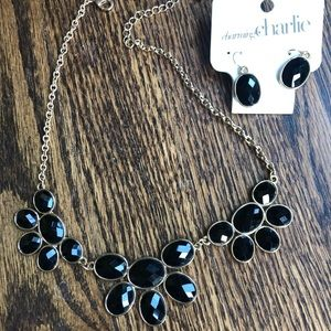Charming Charlie Jewelry - Charming Charlie ➰ beautiful necklace and earrings